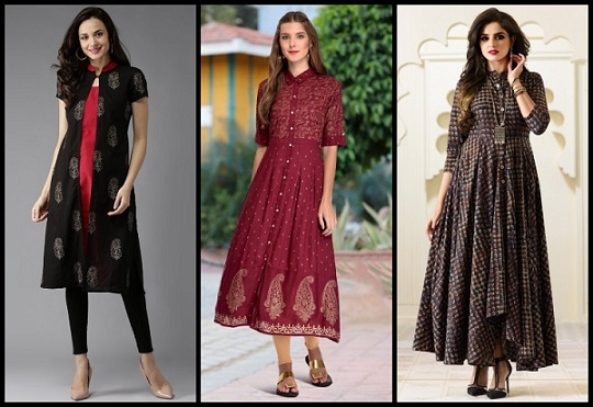 Latest Kurti Designs To Add A Regal Touch To Your Personality